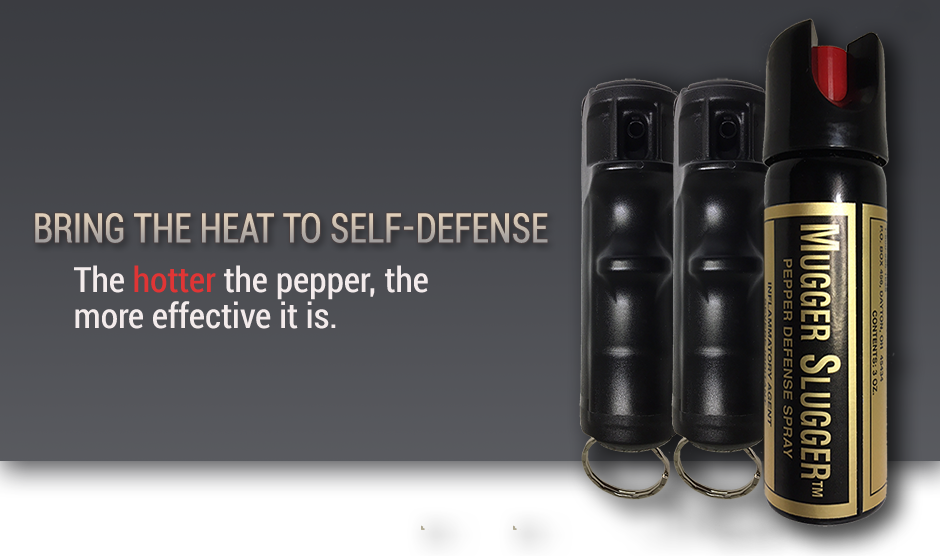 Bring the Heat to Self-Defense